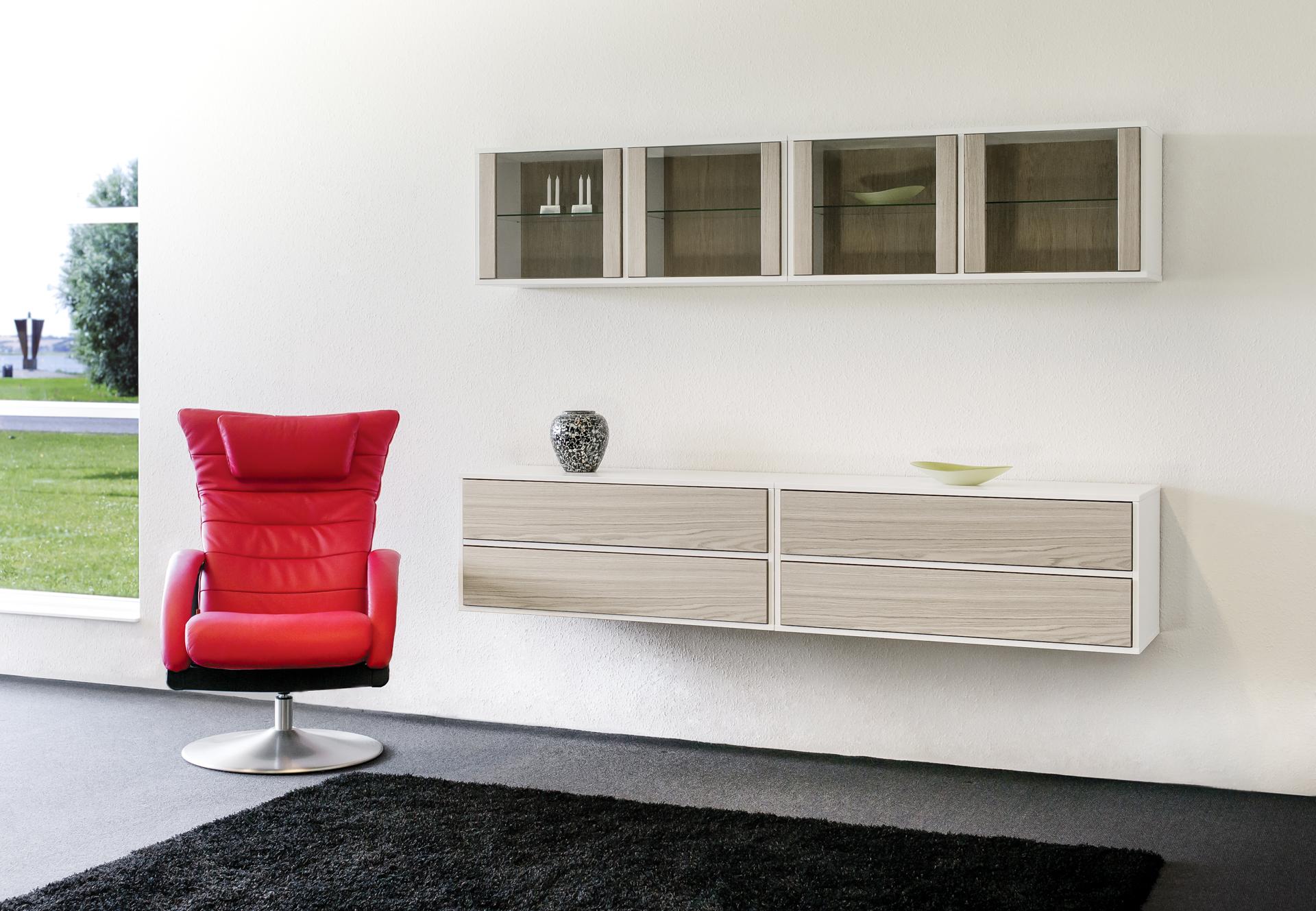 Avanceret Reol 3027 - Serie 3000 reoler - Klim Furniture A/S WC44